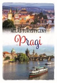 Atlas turystyczny Pragi - Wojciech - okładka książki