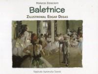 Baletnice - okładka książki