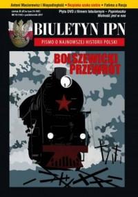 Biuletyn IPN nr 143 (10) / 2017 - okładka książki