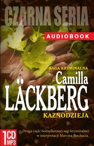 Kaznodzieja. Czarna seria (CD mp3) - pudełko audiobooku