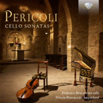Cello sonatas - okładka płyty