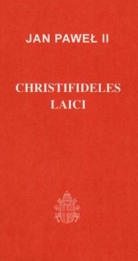 Christifideles laici - okładka książki