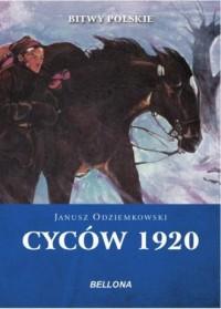 Cyców 1920. Seria: Bitwy polskie - okładka książki