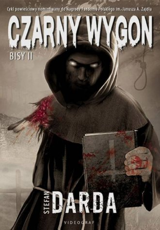 Czarny Wygon. Bisy II - okładka książki