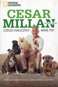 Czego nauczyły mnie psy. Opowieści - okładka książki