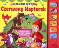 Czerwony Kapturek i magiczne dźwięki - okładka książki