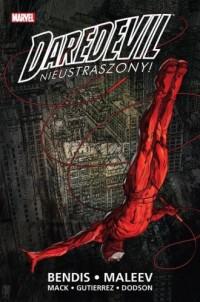 Daredevil. Tom 1. Nieustraszony - okładka książki