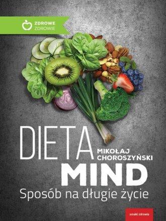Dieta Mind - okładka książki