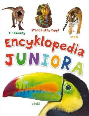 Encyklopedia juniora - okładka książki