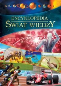 Encyklopedia. Świat wiedzy - Wydawnictwo - okładka książki