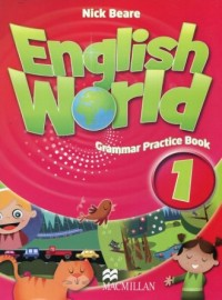 English World 1. Grammar Practice - okładka podręcznika