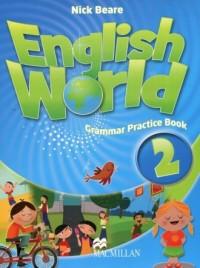 English World 2. Grammar Practice - okładka podręcznika