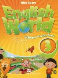 English World 3. Grammar Practice - okładka podręcznika