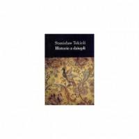 Historie z dziupli - okładka książki