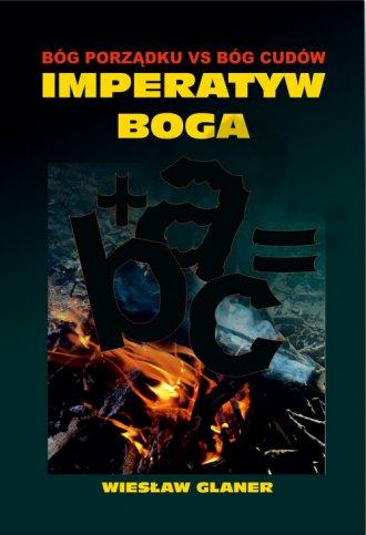 Imperatyw Boga - okładka książki
