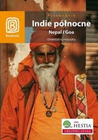 Indie północne Nepal i Goa. Orientalna - okładka książki