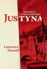 Justyna Kwartet aleksandryjski - okładka książki