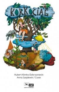 Korkociąg - okładka książki