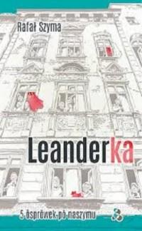 Leanderka - okładka książki