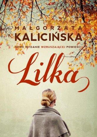 Lilka - okładka książki