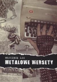 Metalowe Wersety - okładka książki