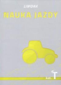 Nauka jazdy. Podręcznik kierowcy. - okładka książki
