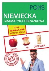 Niemiecka gramatyka obrazkowa - - okładka podręcznika