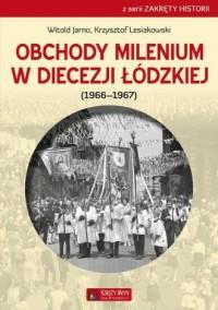 Obchody milenium w Diecezji Łódzkiej - okładka książki