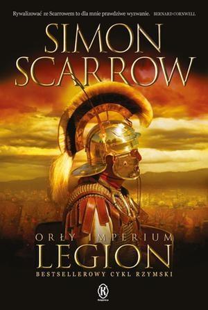 Orły imperium 10. Legion - okładka książki