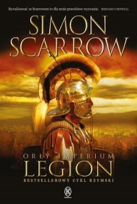 Orły imperium 10. Legion - Simon - okładka książki