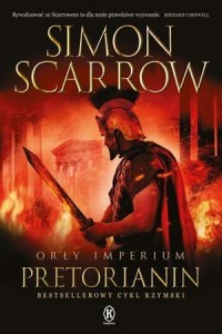 Orły imperium 11. Pretorianin - okładka książki
