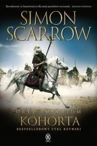 Orły imperium 12. Kohorta - Simon - okładka książki