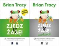 Pakiet Zjedz tę żabę + Zjedz tę - okładka książki