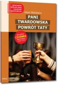 Pani Twardowska. Powrót taty - okładka książki