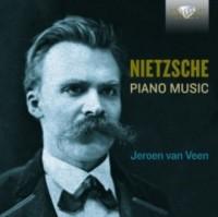Piano music - okładka płyty