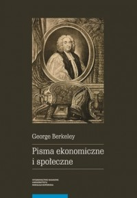 Pisma ekonomiczne i społeczne - okładka książki