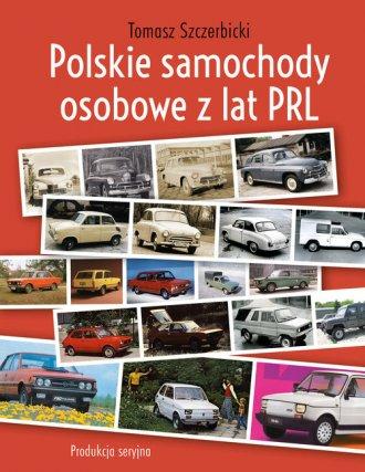 Polskie samochody osobowe z lat - okładka książki