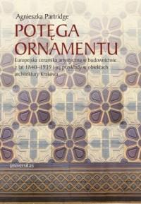Potęga ornamentu. Europejska ceramika - okładka książki