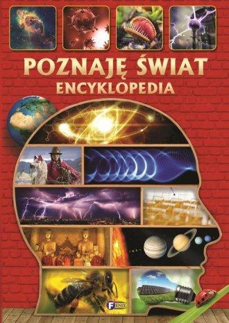 Poznaję świat. Encyklopedia - okładka książki