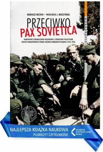 Przeciwko Pax Sovietica. Narodowe - okładka książki