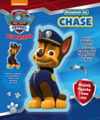 Psi Patrol. Nazywam się Chase - okładka książki