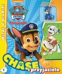 Psi Patrol Witaj w Klubie! Tom - okładka książki