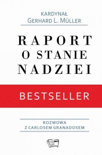 Raport o stanie Nadziei. Rozmowa - okładka książki