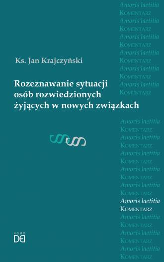 Rozeznawanie sytuacji osób rozwiedzionych - okładka książki