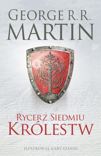 Rycerz Siedmiu Królestw. Wydanie - okładka książki