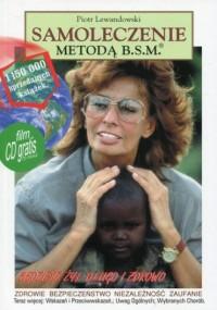 Samoleczenie metodą B.S.M. (+ CD) - okładka książki