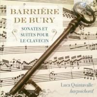 Sonates et suites pour le clavecin - okładka płyty