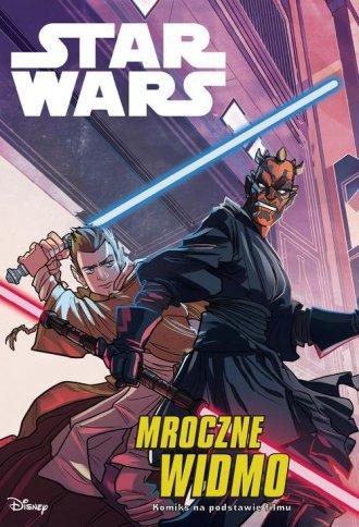Star Wars. Mroczne Widmo - okładka książki