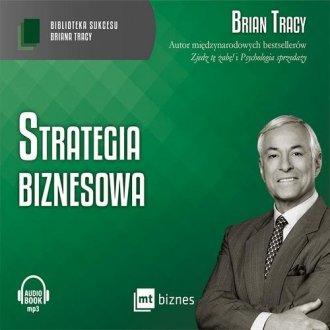 Strategia biznesowa. Seria: Biblioteka - pudełko audiobooku
