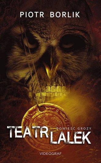 Teatr Lalek - okładka książki
